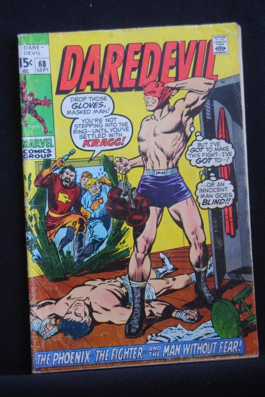 Daredevil 68