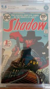 Shadow #1 (Nov 73, DC) CBCS 9.6