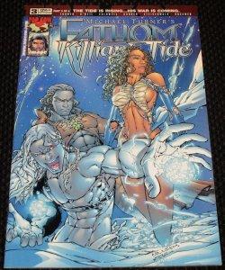 Michael Turner's Fathom: Killian's Tide #3 (2001)
