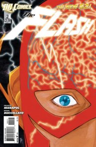 The Flash #2 (VF/NM) 2011 DC Comics ID#000