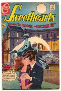 Sweethearts #111 1970- Charlton Romance VG