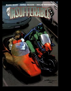 Insufferable Vol. # 2 IDW Comic Book TPB Graphic Novel Mark Waid Krause J400