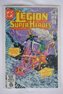 Legion of Super-Heroes 284