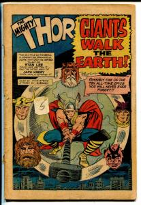 Journey Into Mystery #104 1964-Marvel-Thor-Jack Kirby-P