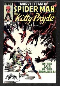Marvel Team-Up #135 (1983)