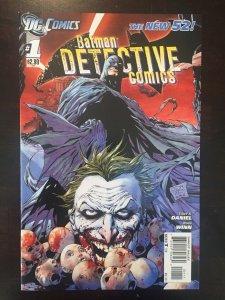 Detective Comics #1 (2011)