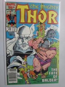 Thor (1962-1996 1st Series Journey Into Mystery) #368 - VF/NM 9.0 - 1986