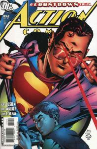Action Comics #852 VF/NM; DC | save on shipping - details inside