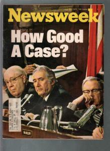 Newsweek 7/29/1974-Watergate-7/29/1974