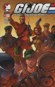 G.I. Joe Comic Book #26 VF/NM; Image   save on shipping - details inside