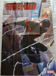 SPIDER-MAN Promo Poster, 24 x 36, 2016, MARVEL,  Unused more in our store 172