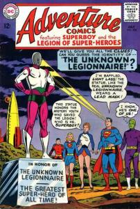 Adventure Comics (1938 series) #334, VG (Stock photo)