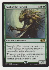 Magic the Gathering: Welcome Deck 2016 - Soul of the Harvest