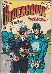 Blackhawk #194 (Mar-64) VF/NM High-Grade Black Hawk, Chop Chop, Olaf, Pierre,...