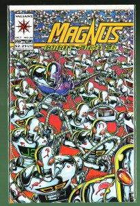Magnus Robot Fighter #29 (1993)
