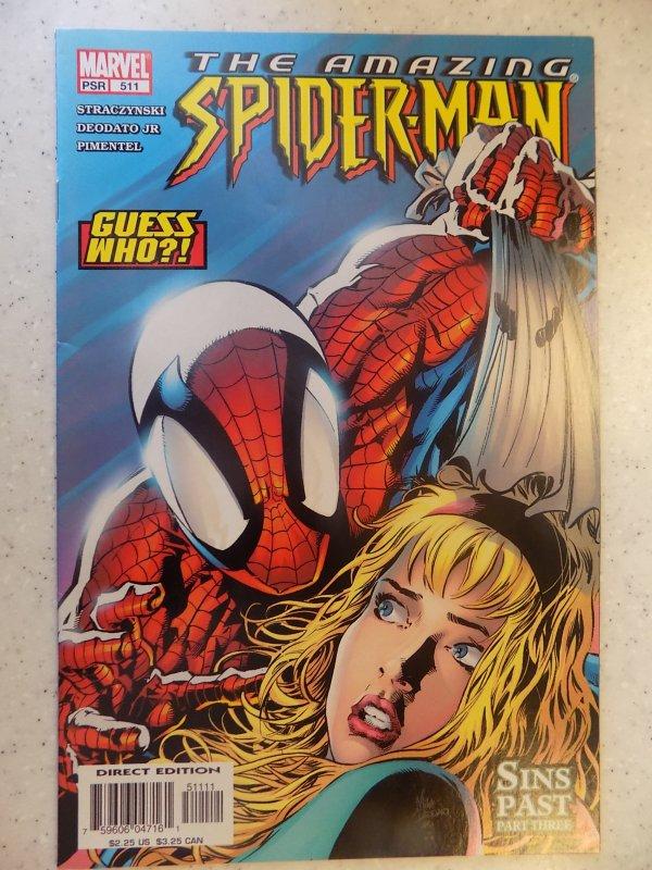 AMAZING SPIDER-MAN # 511