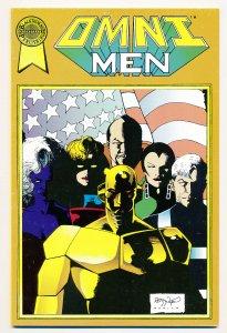 Omni Men (1989 Blackthorne) #1 NM