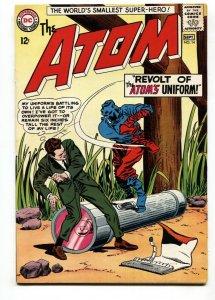 THE ATOM #14 1964- WORLD'S SMALLEST SUPER-HERO GIL KANE FN