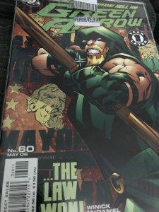 DC Green Arrow #60 Mint