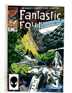 Fantastic Four #284 (1985) SR16