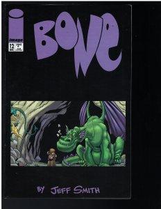 Bone #12 (Image, 1996)