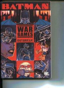 Batman: War Games Outbreak Act One-Ed Brubaker-TPB- trade