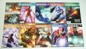 Doctor Solar, Man of the Atom #1-8 VF/NM complete series + FCBD + variant set