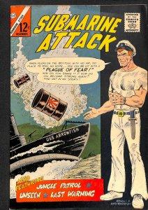 Submarine Attack #53 (1965)