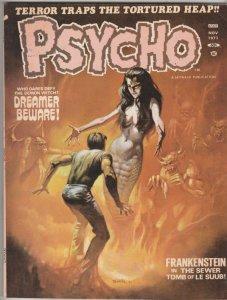 Psycho Magazine #5 (Nov-71) VF/NM High-Grade