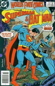 World's Finest Comics #320 (Newsstand) FN; DC | save on shipping - details insid