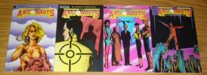 the Argonauts #1-4 VF/NM complete series - eternity comics - set lot 2 3