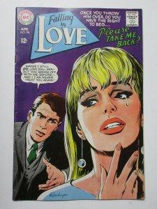 Falling in Love (April 1968) #98 Fine Please Take Me Back?