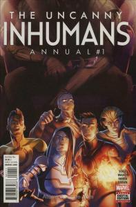 Uncanny Inhumans, The (2nd Series) Annual #1 VF/NM; Marvel | save on shipping -