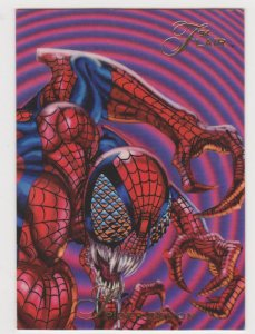 1994 Flair Marvel Maximum Carnage Part 3 Spider-Demon