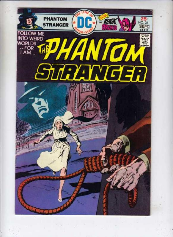 Phantom Stranger, The #38 (Sep-75) NM- High-Grade The Phantom Stranger