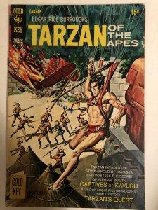 Tarzan #189, secret of eternal youth??
