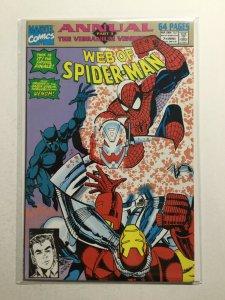 Web Of Spider-Man Annnual 7 Near Mint Nm Marvel