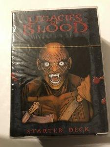 OSEBO Legacies of Blood Vampire deck : White Wolf VTES 2005 TCG, sealed, CCG