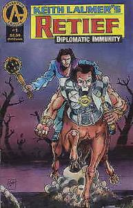 Retief: Diplomatic Immunity #1 FN; Adventure | save on shipping - details inside