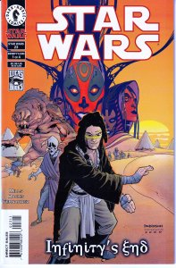 Star Wars - Republic # 23  Slave to the Witches of Dathomir Plus a Buffy Writer!
