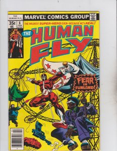 From Marvel Comics! The Human Fly! Issue 6!
