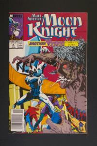 Moon Knight #6 November 1989