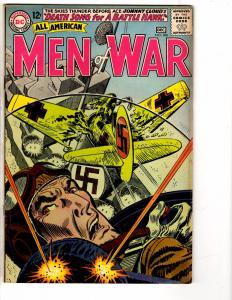 All American Men Of War # 106 FN DC Comic Book Marine Navy War Army AF J207