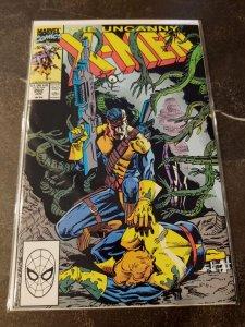 THE UNCANNY X-MEN #262