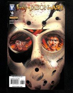Freddy vs Jason vs Ash (of Army of Darkness) #6 (2008)