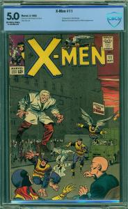 X-men #11 (Marvel, 1965) CBCS 5.0