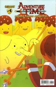 Adventure Time: Banana Guard Academy #4A VF/NM; Boom! | save on shipping - detai