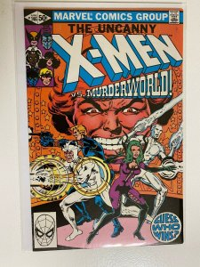 Uncanny X-Men #146 Direct 1st Series 8.0 VF (1981)