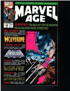 Marvel Age #105 (1991)