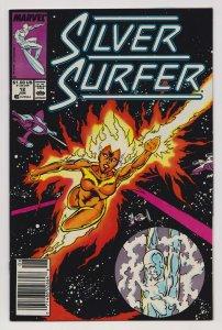 Silver Surfer #12 (Marvel, 1988) VF/NM